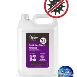 Super Professional Antiviral Disinfectant V4
